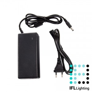 Adaptador de Corriente LED 12V/60W/5A