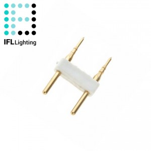 Conector 2 PIN Tira LED Monocolor 220V SMD5050
