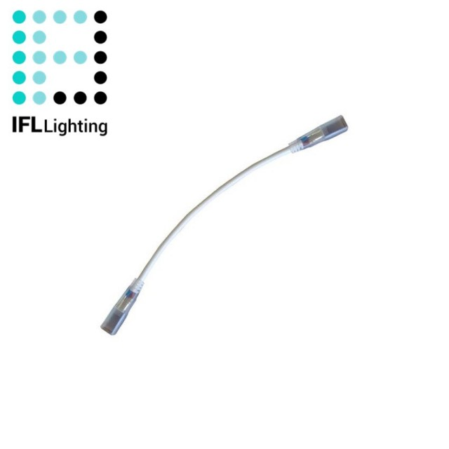 Cable Conector Tira LED SMD5050 Monocolor 220V AC