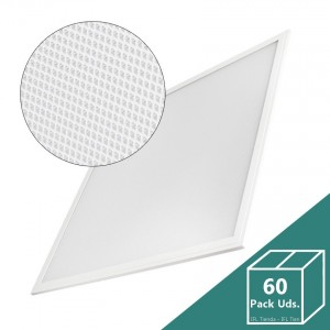 Panel LED Slim 60x60cm 40W 4000lm (UGR17) (Pack 60 Uds.)