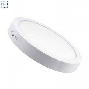 Downlight Superficie LED Circular 24W