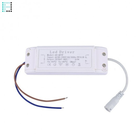 Driver Plafón - Placa LED SuperSlim 48W