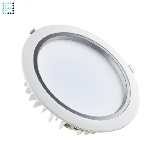 Downlight LED Samsung Regulable 1-10v 25W 120º
