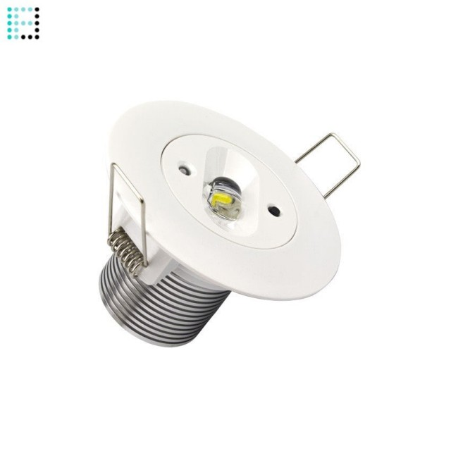 Downlight LED Emergencia 5W Iluminacion Lineal