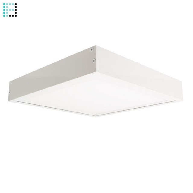 Panel LED básico 60x60cm 40W 3200lm + Kit de Superficie
