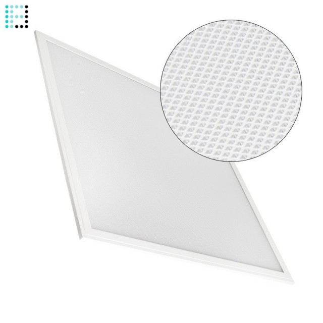 Panel LED básico con Emergencia 60x60cm 40W 4000lm (UGR17)