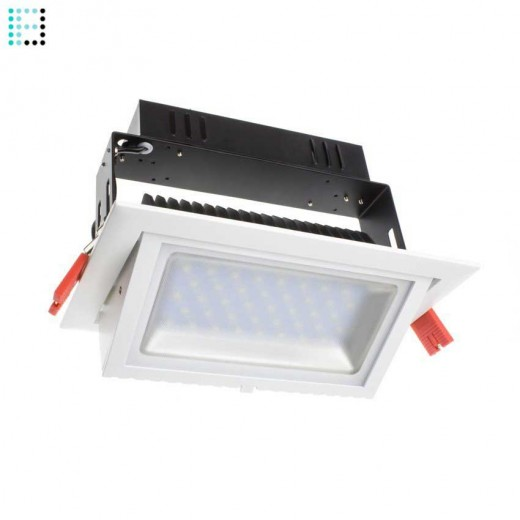 Foco Proyector LED Samsung 120lm/W Direccionable Rectangular 20W Regulable 1-10v