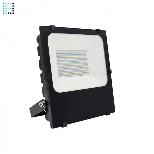 Proyector LED SMD 200W 135lm/W Eficiente