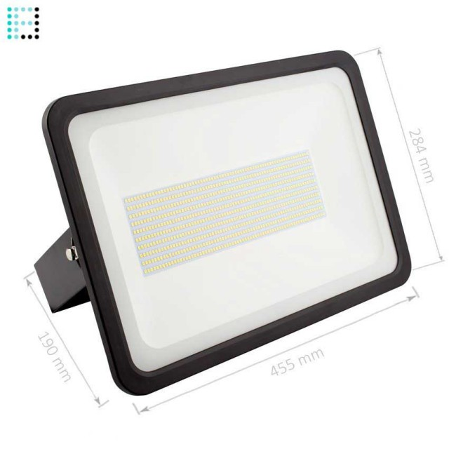 Proyector LED SMD 300W 135lm/W Eficiente
