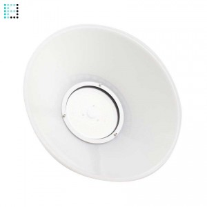 Reflector 90º PC Opal para Campanas LED UFO SQ