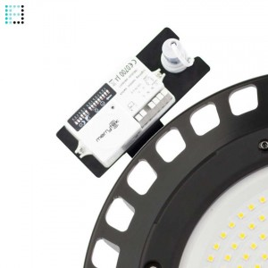 Kit Base+sensor Crepuscular + Sensor movimientoCampanas UFO SQ