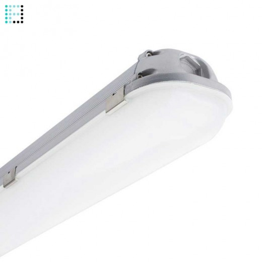 Pantalla Estanca LED Aluminio 1500mm 70W