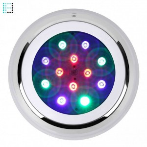 Foco Piscina LED Superficie RGBW 24W