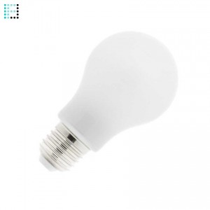 Bombilla LED E27 Glass 8W