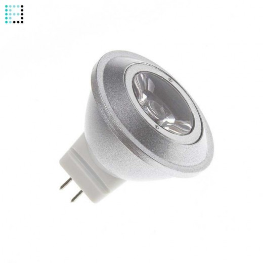 Lámpara LED MR11 3W (12V)