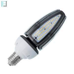 Lámpara LED Alumbrado Público Corn E27 40W IP65