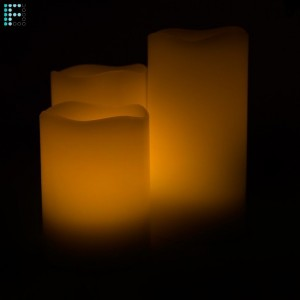 Pack de 3 Velas LED 23V